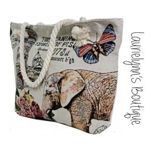 Coming soon! Europe tour of Pisa/epht canvas tote